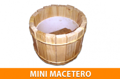 mini-macetero